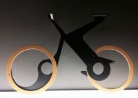 Diseño conceptual de bicicleta (maqueta)